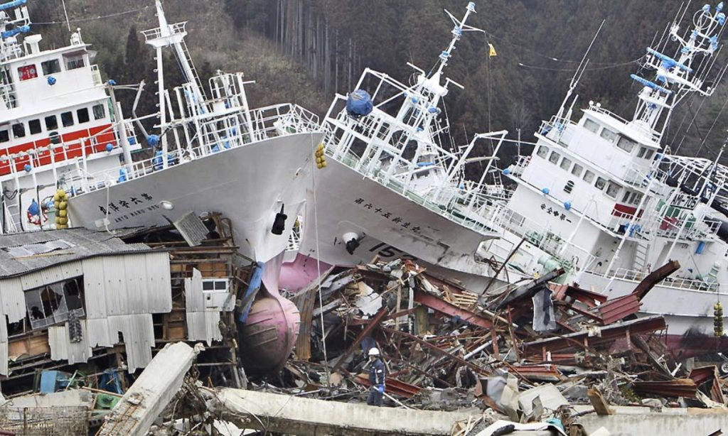 Kesennuma disaster
