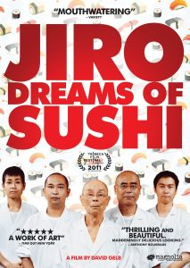 Jiro Dream of Sushi